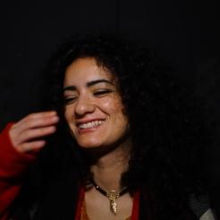 Nardjes - aspiring singer songwriter
